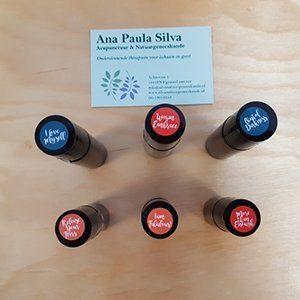 aromatherapie blends silva praktijk egmond