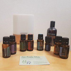 Etherische olie aromatherapie