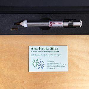 punt zoeker acupunctuur ana paula silva natuurgeneeskunde en acupunctuur